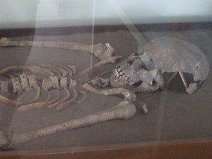 Mexico phát hiện bộ xương người hơn 10.000 năm