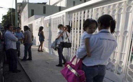 Miền nam Mexico rung chuyển bởi động đất mạnh