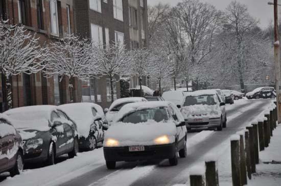 Mùa đông ngày càng lạnh, phải chăng nghịch lý?