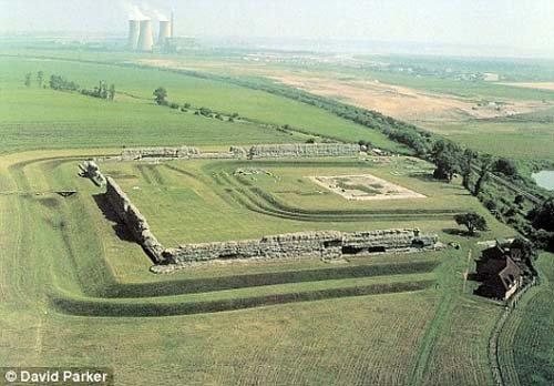 Mùa hè ấm áp khiến cho Đế chế La Mã thịnh vượng