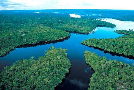 Mực nước sông lớn nhất thế giới thấp kỷ lục