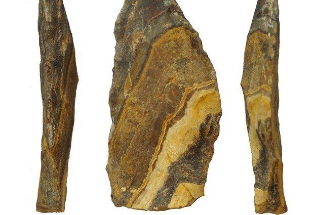 Mũi giáo bằng đá được chế tác từ nửa triệu năm trước