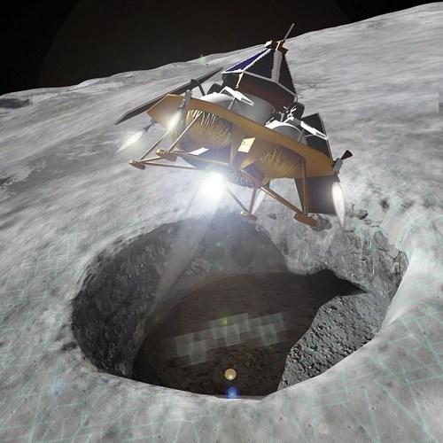 Mỹ cung cấp dịch vụ mai táng trên… Mặt trăng