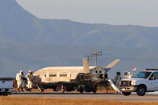 Mỹ phóng thành công tàu vũ trụ tuyệt mật X-37B