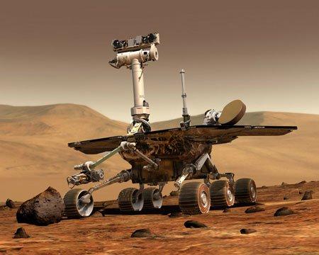 Mỹ từ bỏ tàu thăm dò sao Hỏa
