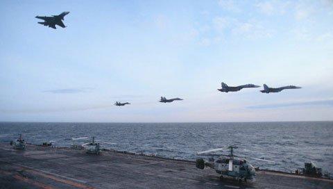 Năm 2023, Nga sẽ có tàu sân bay hạt nhân