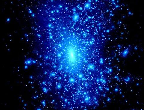Năng lượng đen thực sự tồn tại