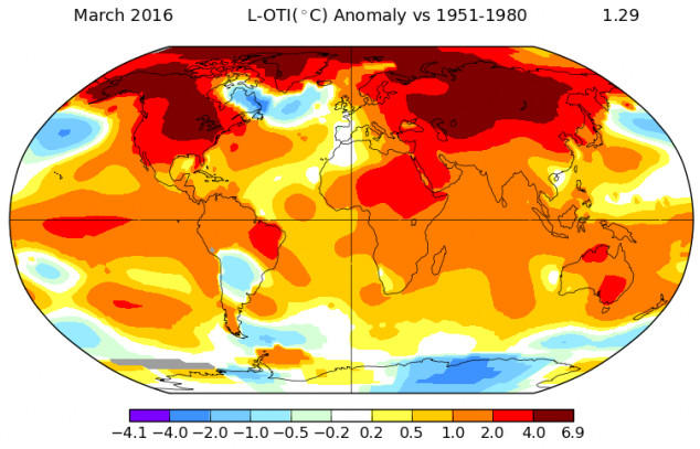 Nắng nóng toàn cầu vượt ngưỡng kỷ lục