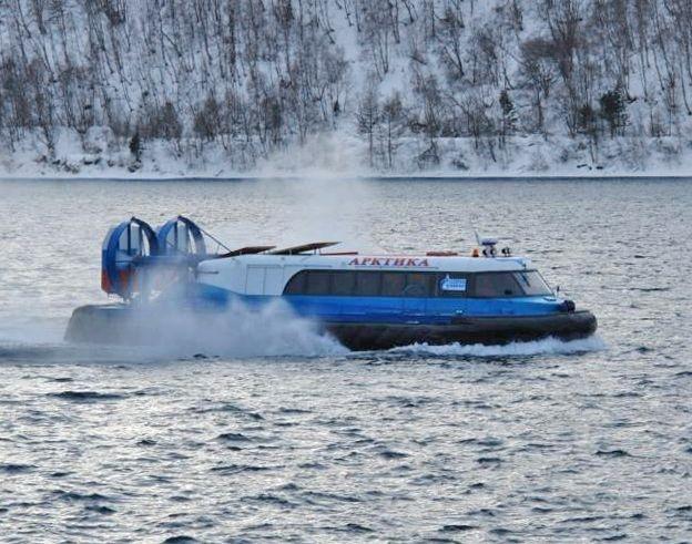 """Nga chế tạo """"siêu"""" tàu vượt địa hình âm 60 độ C"""