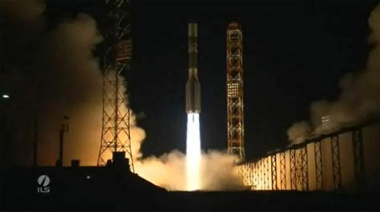 Nga phóng thành công vệ tinh viễn thông Anik G1