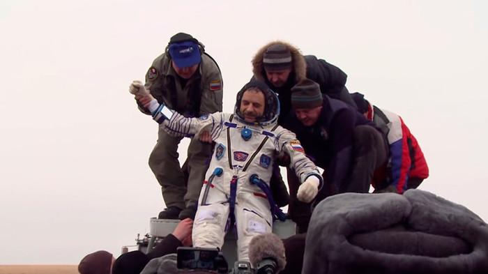Nga thử nghiệm hạ cánh xuống sao Hỏa