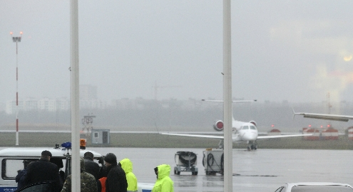 Nga xem xét giả thiết lỗi phi công và kỹ thuật khiến máy bay rơi