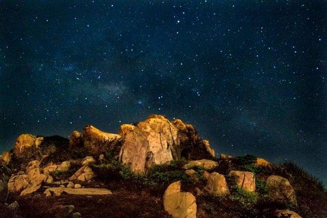 Ngắm Milky Way mùa thuần đẹp