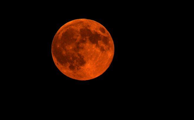 Ngắm siêu trăng đầu tiên của mùa thu 2015