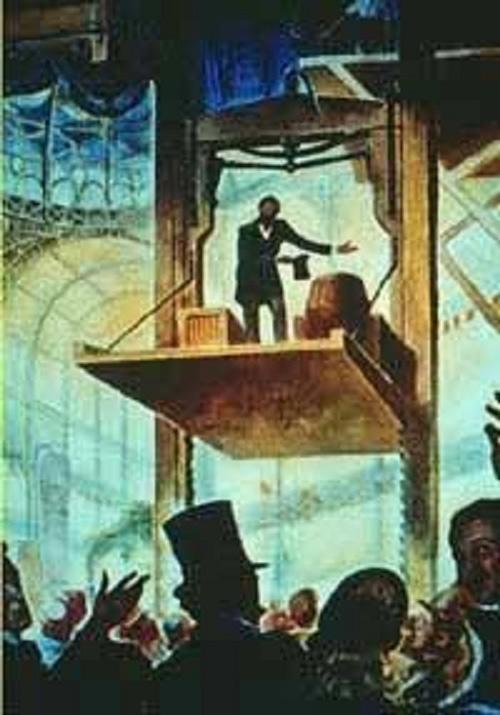 Ngày 23/3/1857: Thang máy đầu tiên được đưa vào sử dụng
