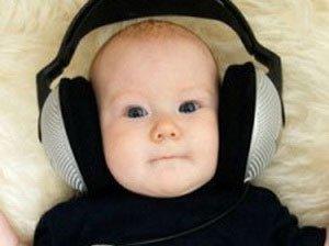 Nghe nhạc cổ điển giúp cho trẻ sơ sinh giảm áp lực