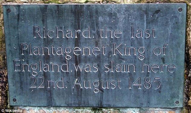 Nghi vấn: Vị trí mộ vua Richard III của Anh nằm ở bãi đỗ xe