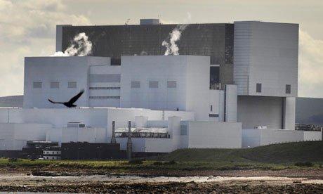 Nhà máy hạt nhân Anh đóng cửa vì sứa