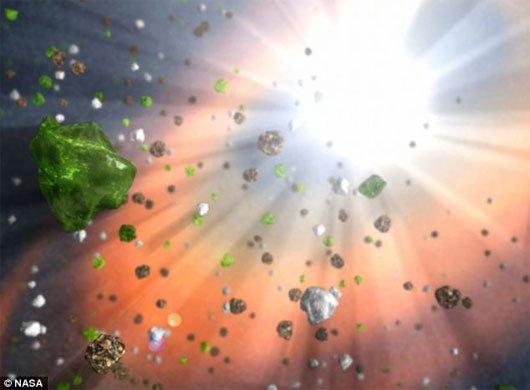 Nhân loại đang sống trong lỗ đen vũ trụ?