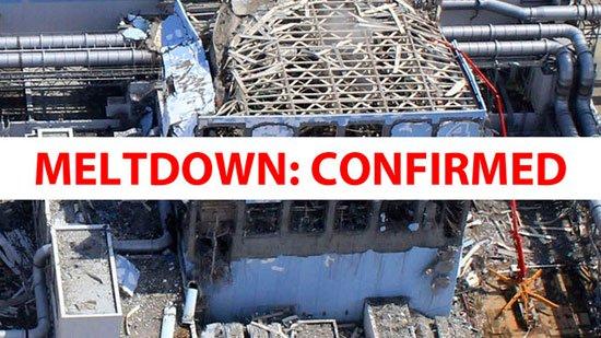 Nhật Bản: Lõi lò phản ứng số 1 của Fukushima I đã tan chảy