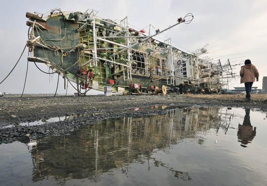Nhật tăng cường độ động đất lên 9,0 richter, người chết có thể lên 10.000