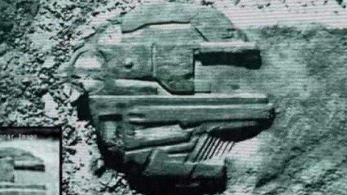 Những bí ẩn về vật thể nghi là phi thuyền ngoài hành tinh dưới biển Baltic