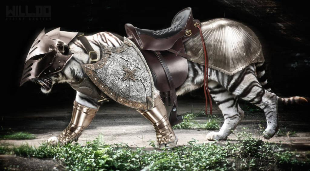 Những bức ảnh photoshop tuyệt đẹp về động vật
