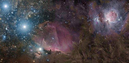 Những bức ảnh thiên văn đẹp nhất năm 2010