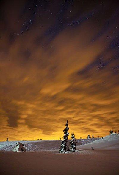 Những bức ảnh trời đêm đẹp nhất