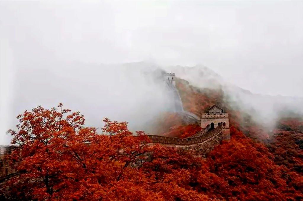 Những cảnh đẹp đến nghẹt thởở Trung Quốc