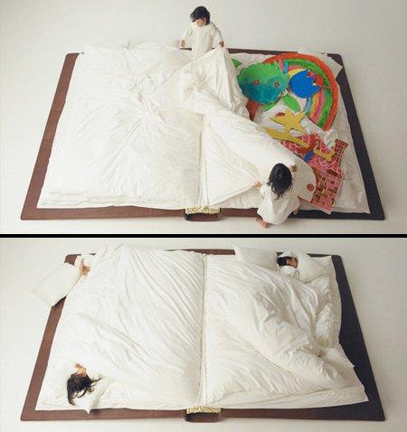Những chiếc giường kỳ quái nhất thế giới