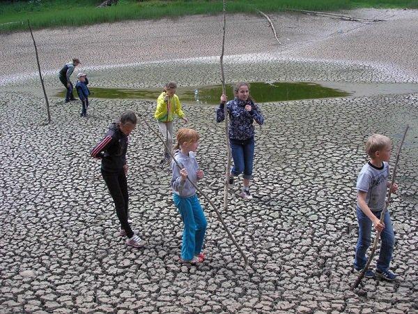 Những con sông đột ngột biến mất