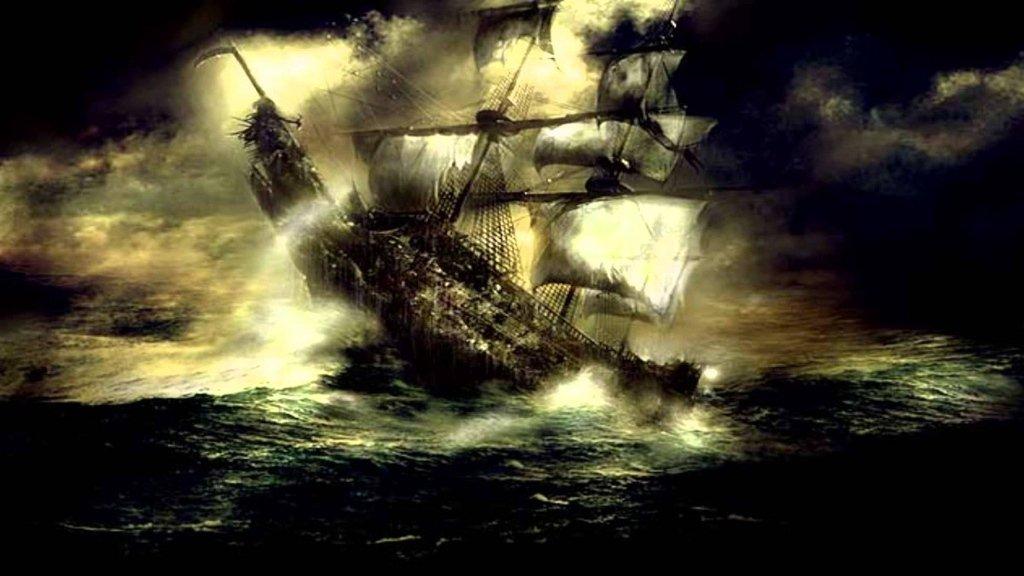 Những con tàu ma nổi tiếng thế giới