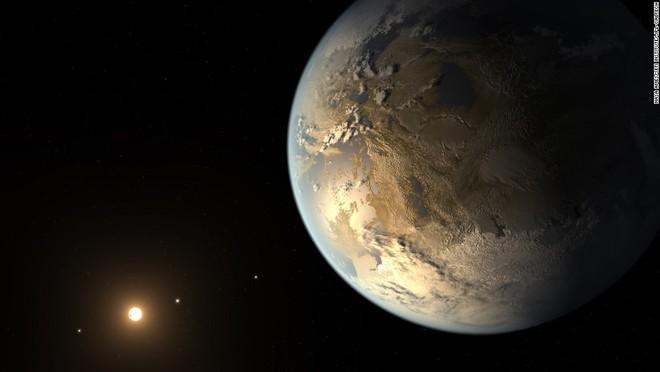 Những hành tinh nào có thể tồn tại sự sống như Trái Đất?