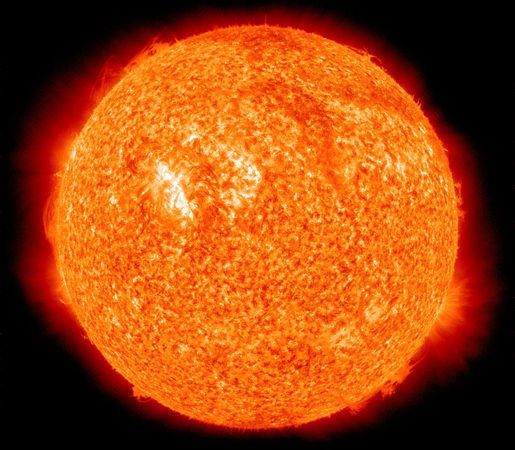 Những hình ảnh kinh ngạc về bão mặt trời