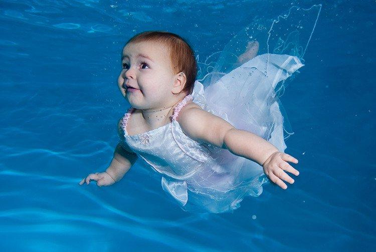 Những khả năng đáng kinh ngạc của trẻ sơ sinh