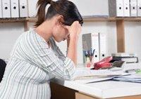 Những mối nguy khi bà bầu bị stress