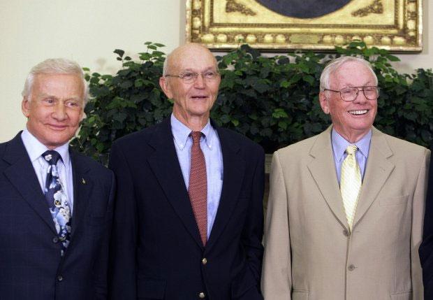 Những phi hành gia tiên phong của Mỹ: Ngày ấy, bây giờ