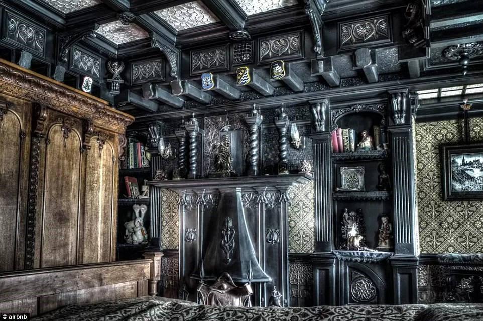 Những phòng nghỉ đáng sợ nhất thế giới