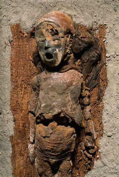 Những xác ướp kỳ bí vùng sa mạc Chile