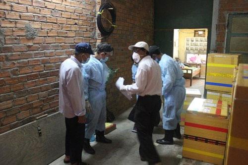 Ninh Thuận công bố dịch H5N1 trên đàn yến