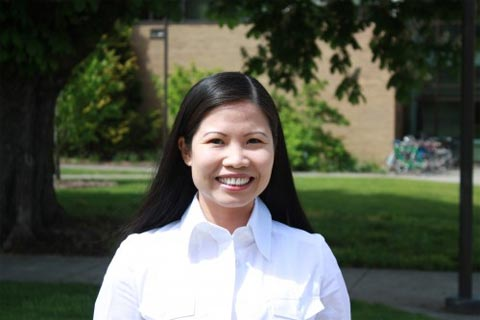 Nữ sinh gốc Việt khám phá sao Hỏa cùng NASA