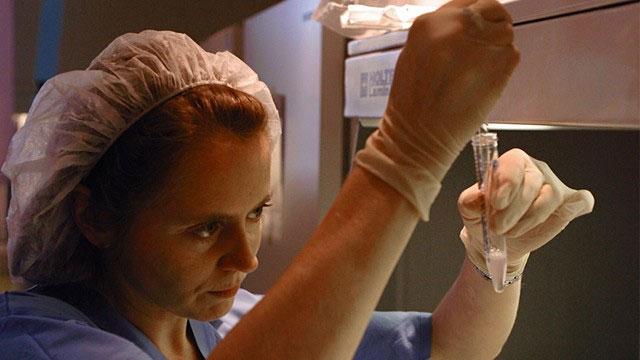 Nuôi tinh trùng trong phòng thí nghiệm