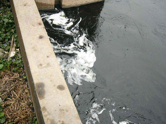 Ô nhiễm môi trường nặng tại các vùng bị ngập lụt