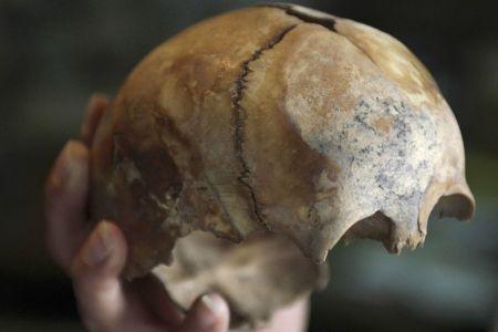 Phát hiện hài cốt 500 năm tuổi thuộc đế chế Aztec