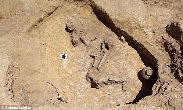Phát hiện hài cốt Công chúa ngủ trong rừng 2.000 năm tuổi ở Ethiopia