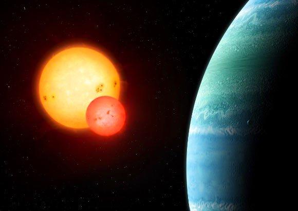 Phát hiện hành tinh circumbinary mới quay quanh hai ngôi sao