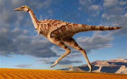 Phát hiện loài khủng long một ngón tay