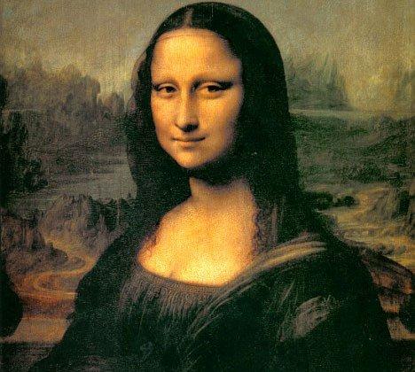 Phát hiện mật mã trong mắt nàng Mona Lisa