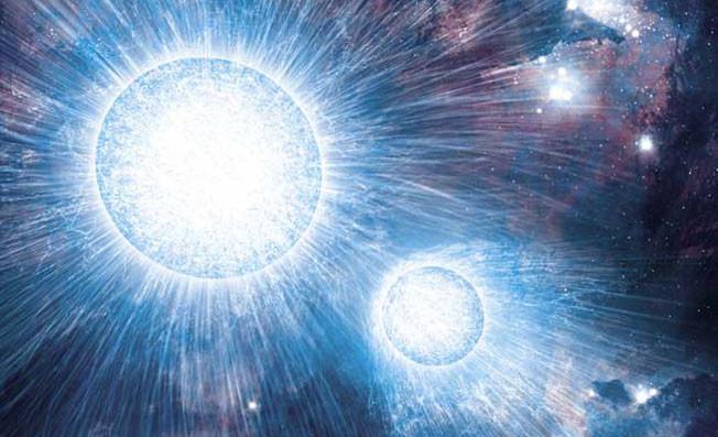 Phát hiện nguồn bức xạ gamma cực mạnh trong vũ trụ